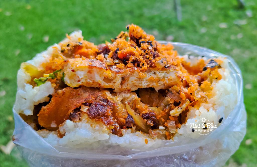 食反米團-飯糰  軍功路飯糰04