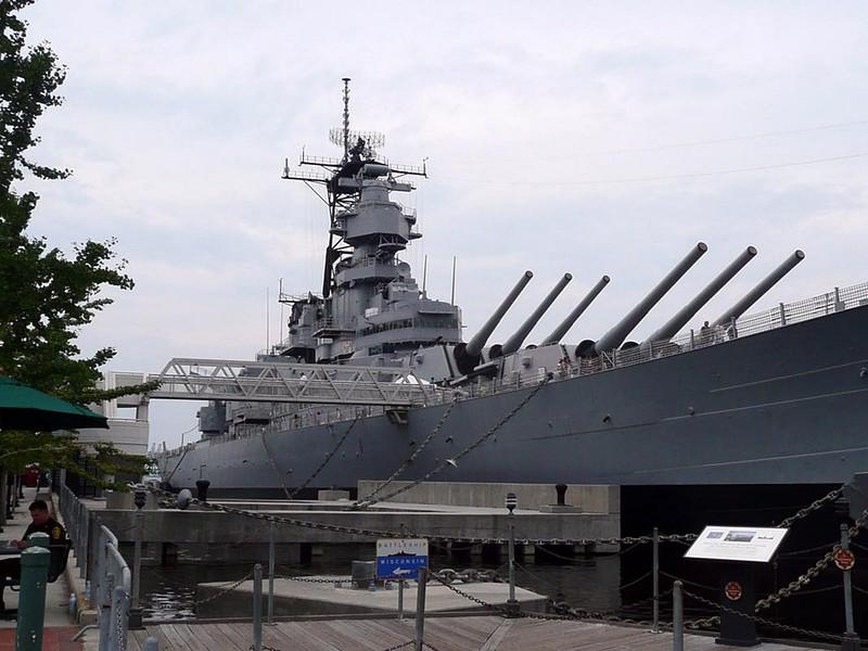 USS Wisconsin BB-64 7