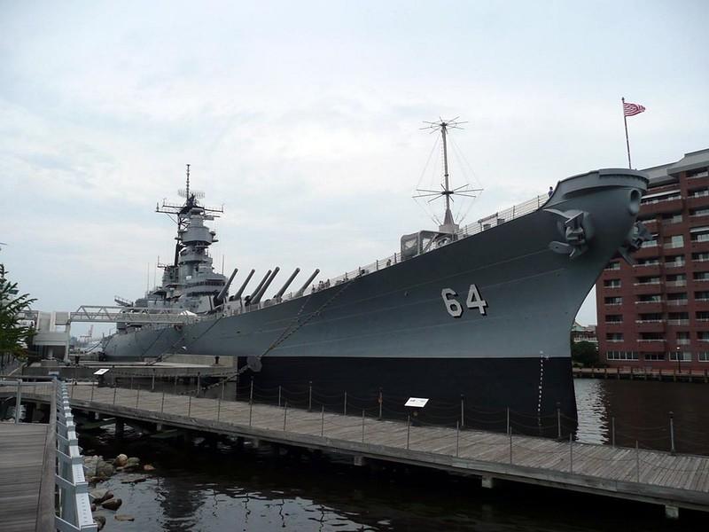 USS Wisconsin BB-64 5