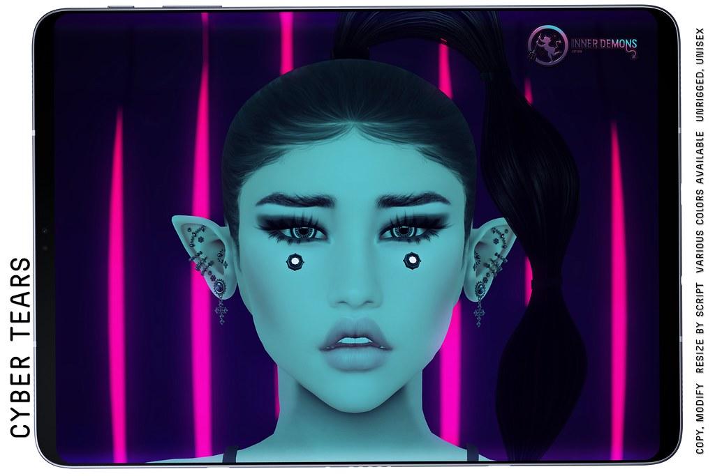 {ID} Cyber Tears