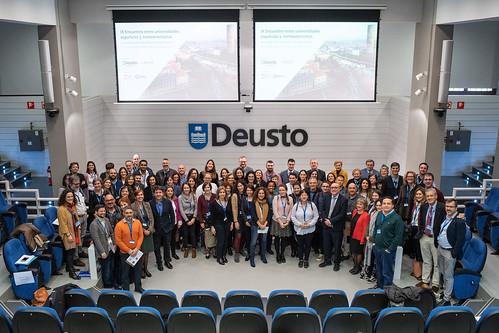 28/02/2020 - IX Encuentro entre universidades españolas y norteamericanas