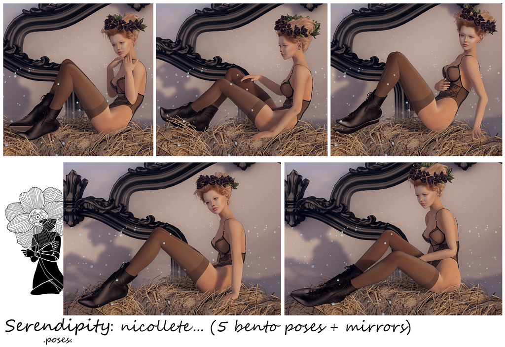 Serendipity: nicollete @ Pose Fair
