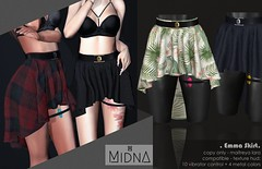Midna - Emma Skirt
