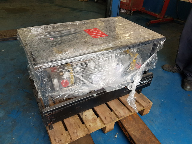 New reconditioned engine - VW Engine shop