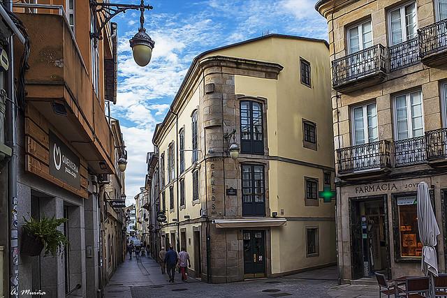 Lugo, iImages of a city.  Lugo, imágenes de una ciudad
