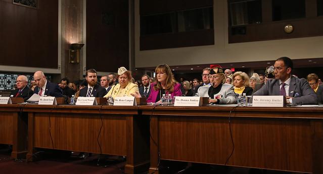 Veterans Affairs Hearing March 2020