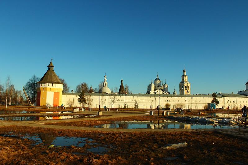 Спасо-Прилуцкого монастыря