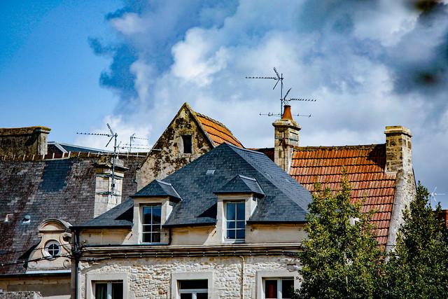 Bayeux (France).