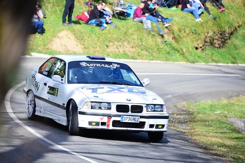 Iokin Agirre - Arantzazu Araneta, BMW M3, XXII Rallysprint de Gabiria-Legazpi 2020