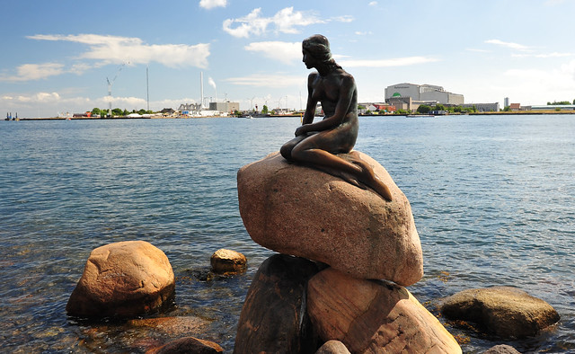 The Little Mermaid, Copenhagen, Denmark 313