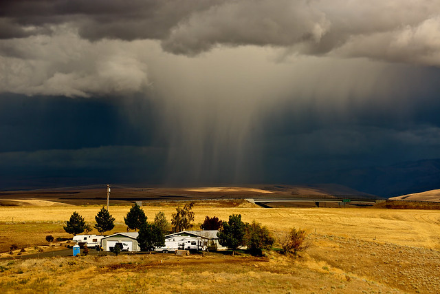 173A1363 Rain in Big Sky Country