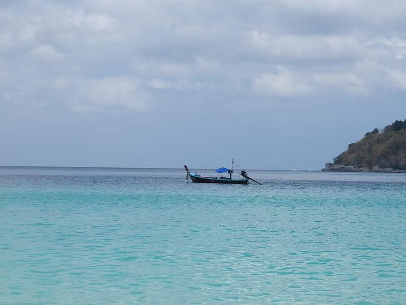 Пхукет - Море у пляжа Фридом
