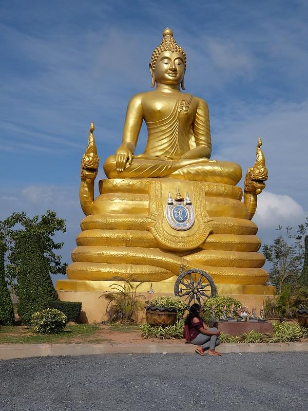 Пхукет - Скульптура Будды