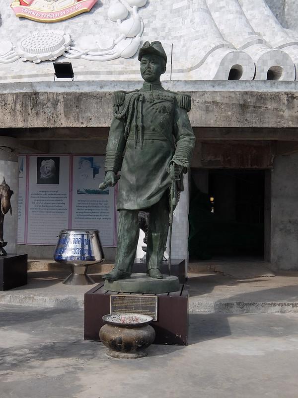 Пхукет - Памятник Раме V