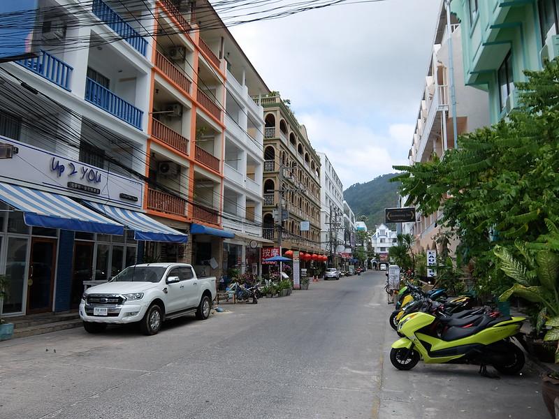 Пхукет - Переулок на Патонге
