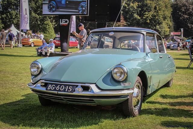 1960 Citroën ID 19 - BG-60-15