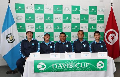 Conferencia de prensa Copa Davis 4-3-2020