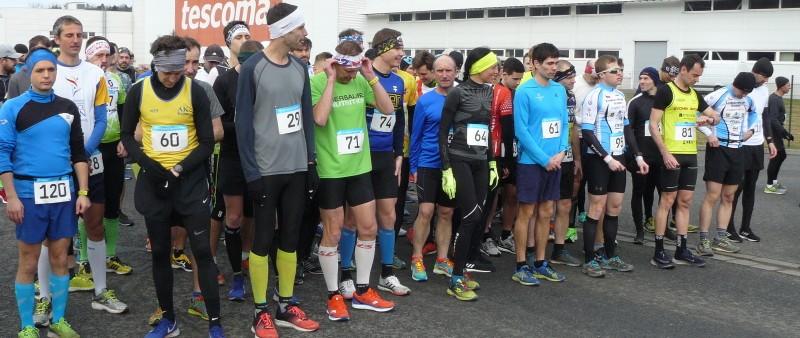 Jarní půlmaraton v Přílukách ovládli Pavel Šedík a Helena Kotopulu
