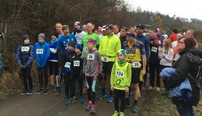 V sobotu dopoledne se v Přílukách koná třetí letošní zlínský dvoumílový běh