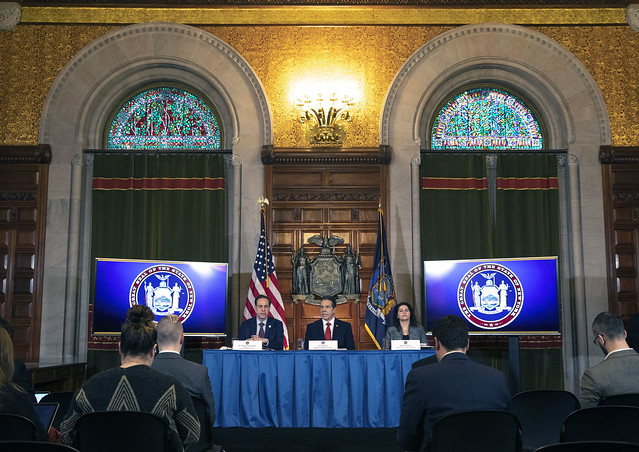 At Coronavirus Briefing, Governor Cuomo Announces SUNY and CUNY Study Abroad Programs in China, Italy, Japan, Iran, South Korea Suspended Effective Immediately in Response to Novel Coronavirus Concerns