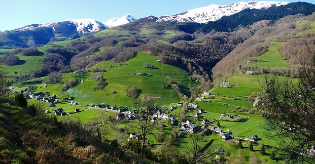 Campan (Hautes-Pyrénées, Fr) – How Green Was My Valley