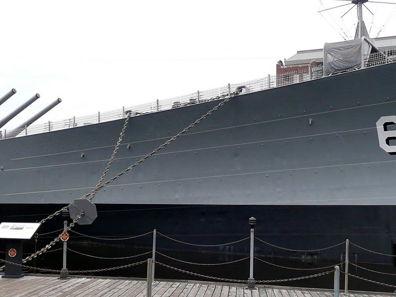 USS Wisconsin BB-64 9