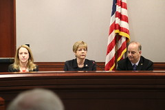 Rep. Zawistowski attended the Hartford County breakout session at CT Business Day at the Capitol hosted by the CBIA.