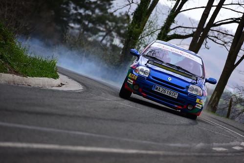 Gorka Idigoras - Alain Peña, Renault Clio Sport, XXII Rallysprint de Gabiria-Legazpi 2020