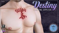 Rekt Royalty - Destiny Carving