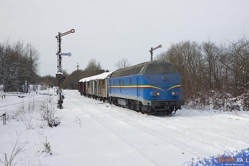 5538 . ex SNCB . Raeren . 28.02.20.