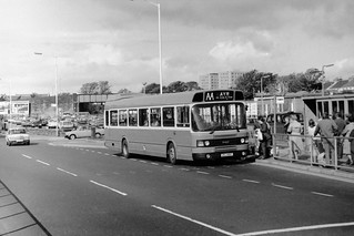 AA Ayr Leyland National Saltcoats Ayrshire | by Charlie's Photo Journal