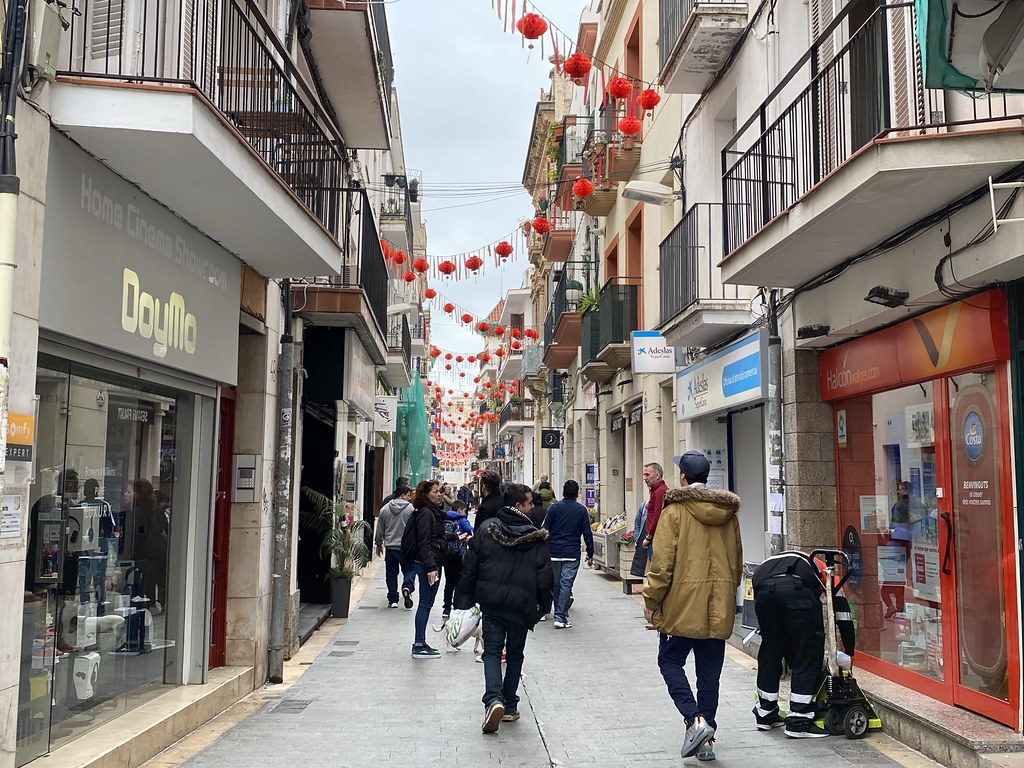 Shopping in Sitges Barcelona-Home