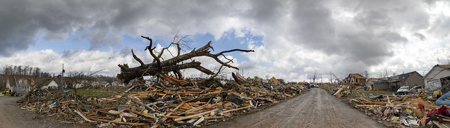 March 3rd, 2020 tornado damage, Putnam County, Tennessee 24