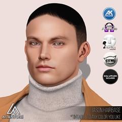ALANTORI | Jason Hairbase