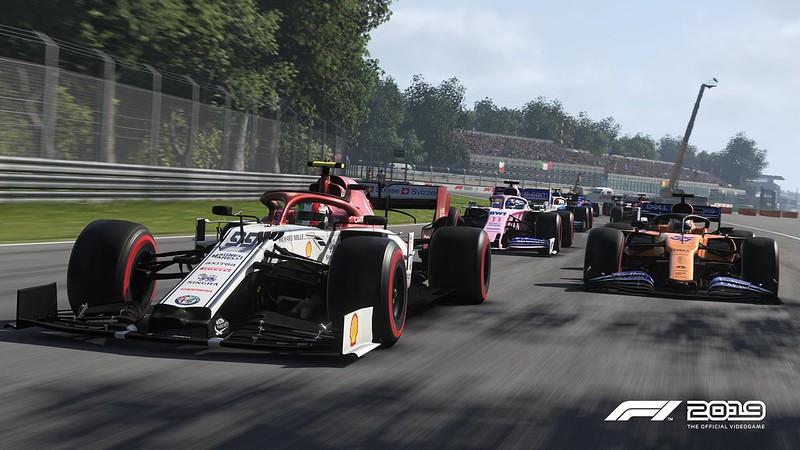 F1 2019 February 2020