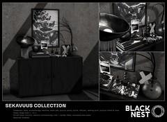 BLACK NEST   Sekavuus Collection   TMD