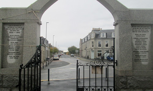 Second World War Dedication, Kintore War Memorial