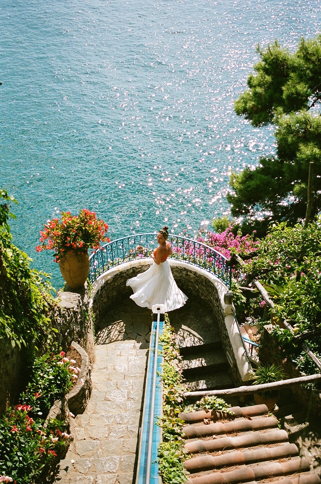 00009The Little Magpie Guide to Ravello and Amalfi Villa Rufolo Hotel Review1120006