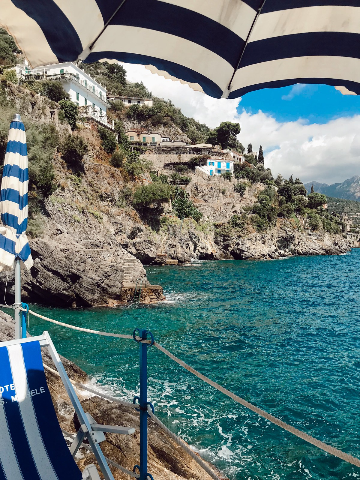 The Little Magpie Guide to Ravello and Amalfi Villa Rufolo Hotel Review