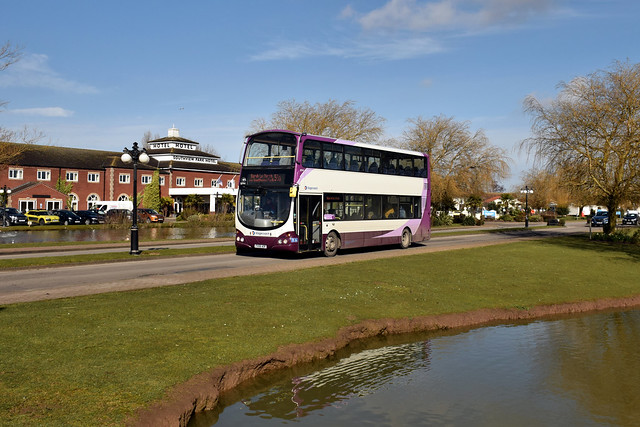 Stagecoach East Midlands 16944