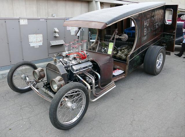 1921 Ford C-Cab