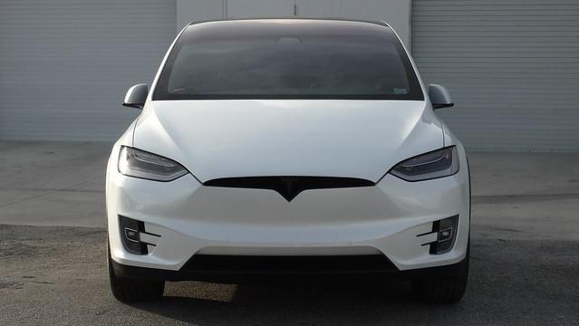 Tesla Model X Chrome Delete & Premium Window Tints