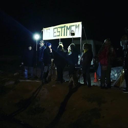 Fent el #BonaNit al Pla de #Lledoners 465 nits demanant #Llibertat #LlibertatPresosPolítics