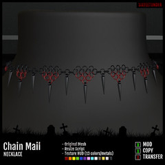 Six Feet Under ChainMail Ad