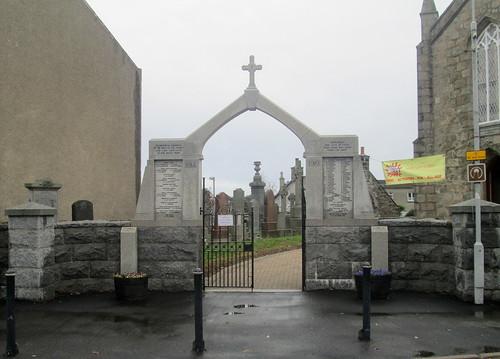 War Memorial, Kintore
