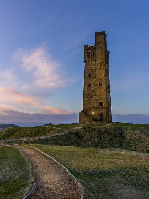 Castel hill Winter 2020