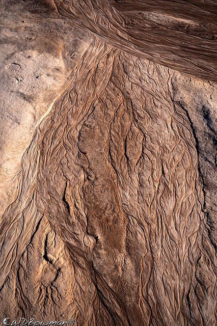 Erosion (breaks down) Rocks