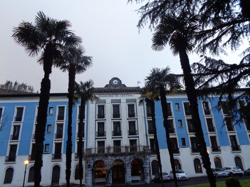 BALNEARIO HOTEL CESTONA