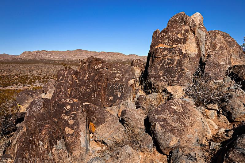 Pile of Petroglyphs