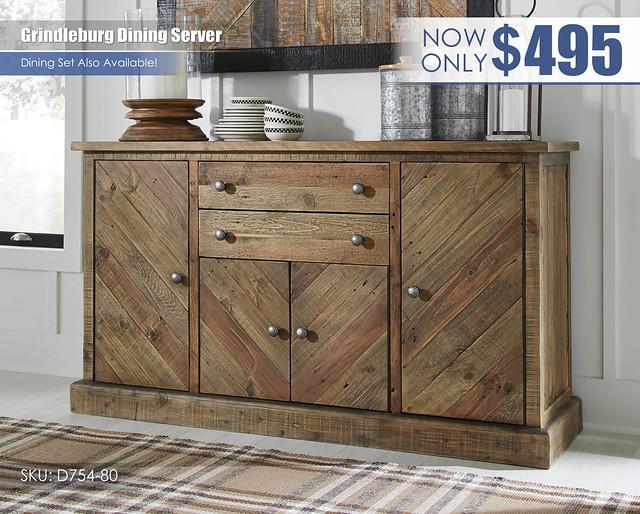 Grindleburg Dining Server_D754-80_Update